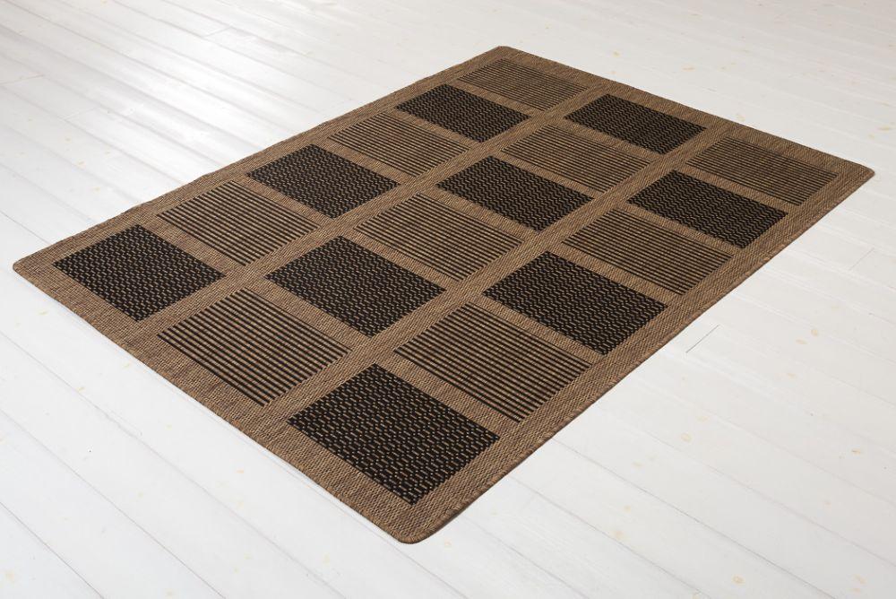 Brick Line Black/Coffee 160x230