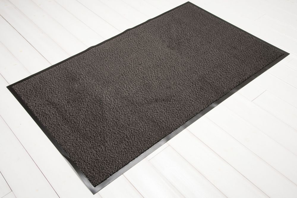 Clean Anthrazit 120x180