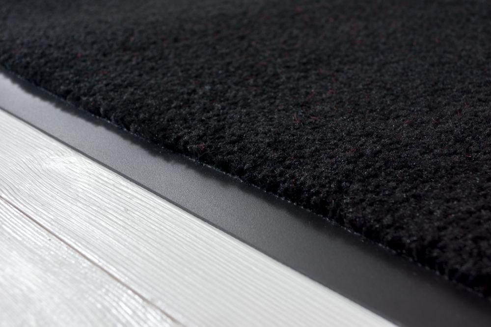 Clean Schwarz 90x150