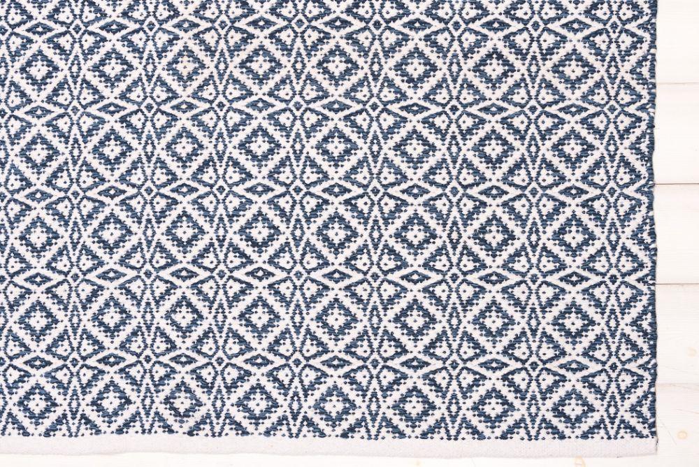 Loop Blau 160 x 230 cm