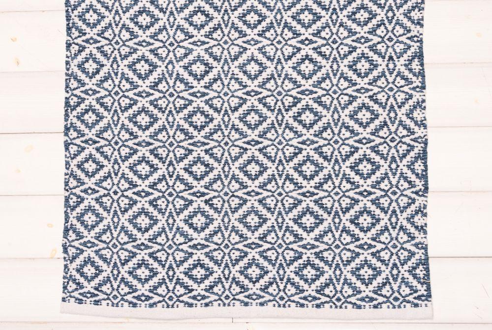 Loop Blau 75 x 250 cm