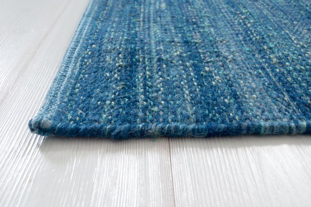 Sindra blå 80x300