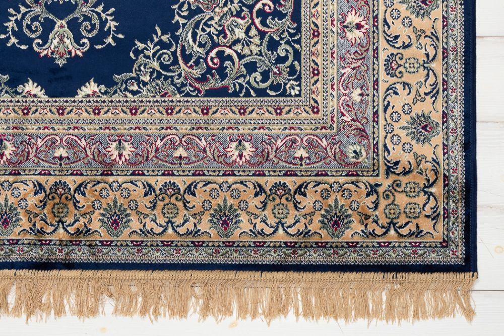 Taebriz Silk Navy 130x190