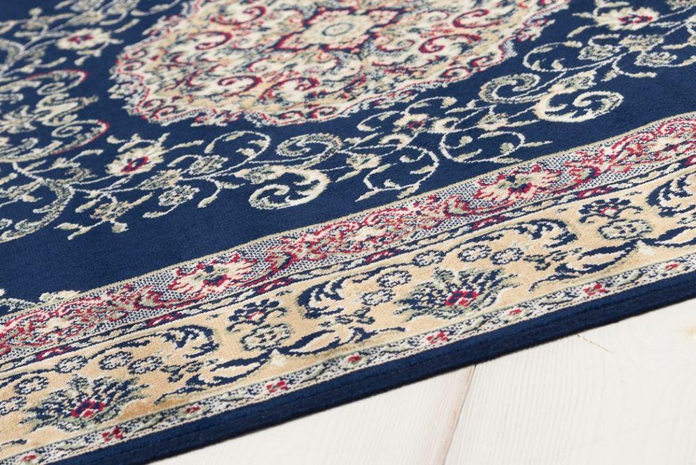 Taebriz Silk Navy 80x150