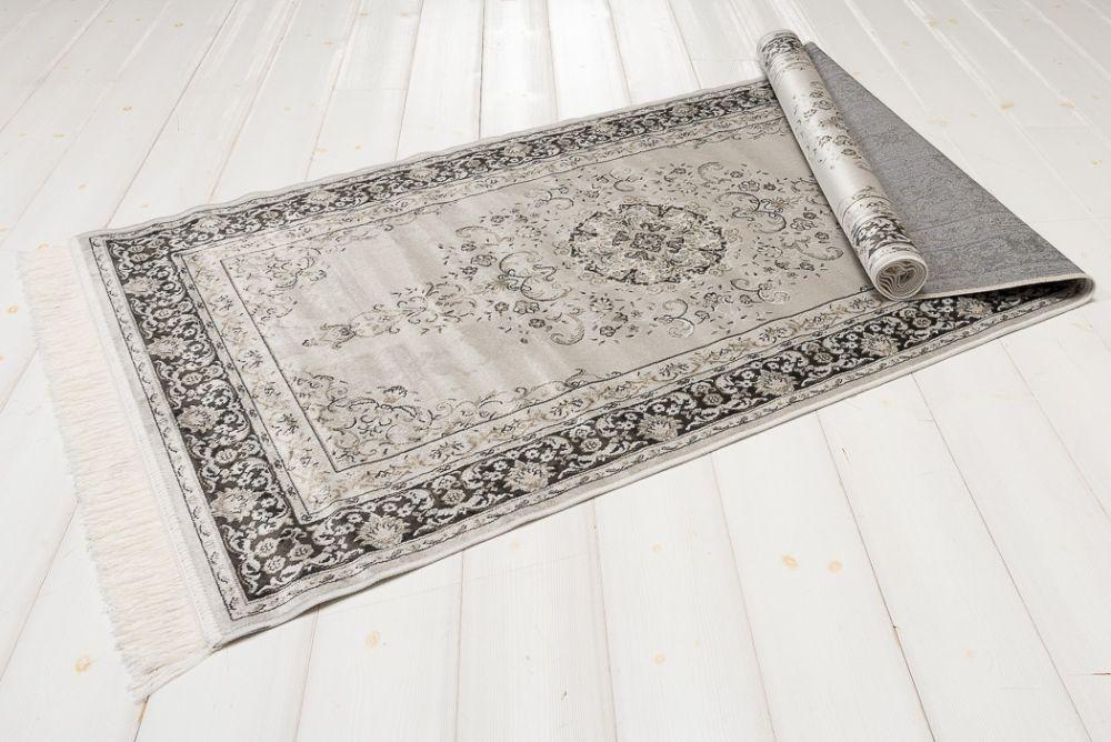 Taebriz Silk Silver 80x350