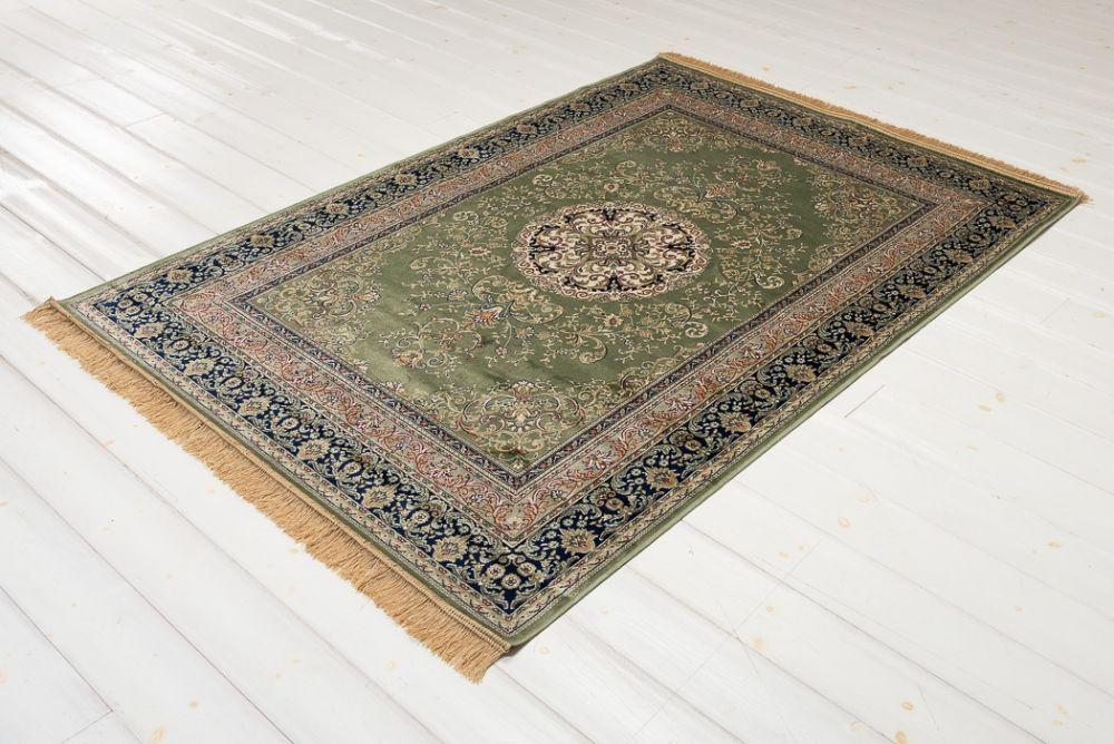 Taebriz Silk Green 200x300