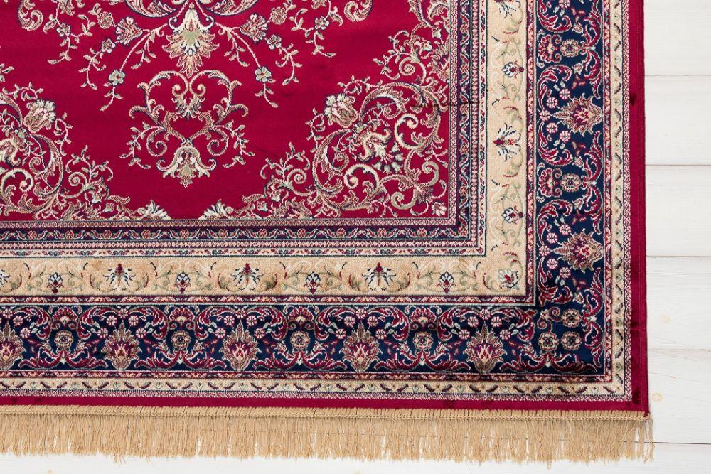 Taebriz Silk Red 130x190