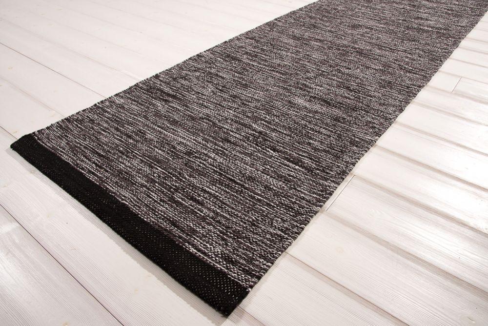 Heby Schwarz-Weiß 70x150