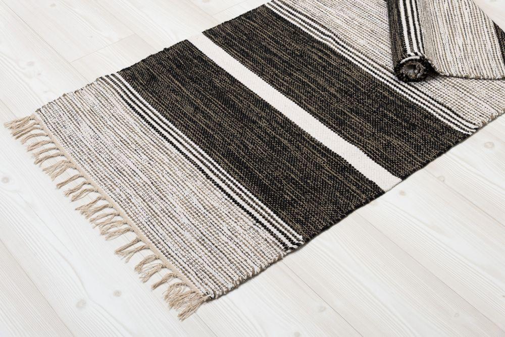 Malin Black 75x150