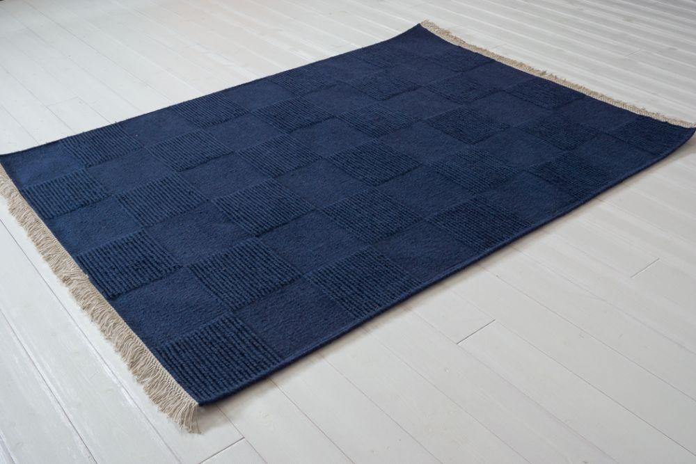 Moa Blau 140x200